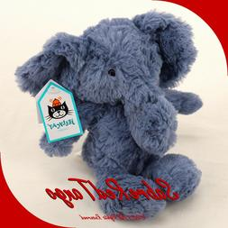 Jellycat Squiggle Elephant, 9 inches