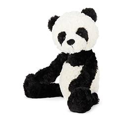 Jellycat Squiggle Panda Stuffed Animal, Small, 9 inches