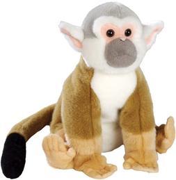 "Squirrel Monkey 12"" by Wild Republic"