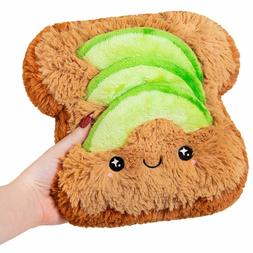 "Squishable Comfort Food Avocado Toast Plush 9"" Stuffed Doll"