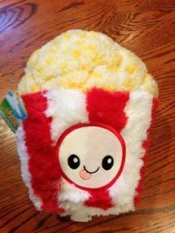 Squishable Comfort Food Popcorn plush Stuffed Doll New USA S