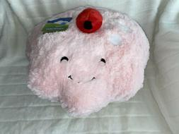 """Squishable Pink Cupcake Cherry On Top 15"""""""