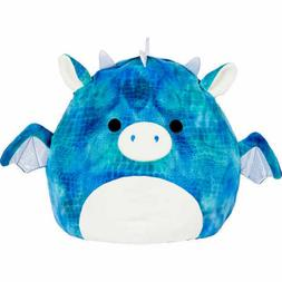 Squishmallow 16in, Dominic The Dragon,Stuffed Animal, Super
