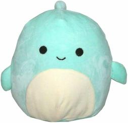 """Squishmallow Kellytoy 5"""" Perry The Dolphin Super Soft Plush"""