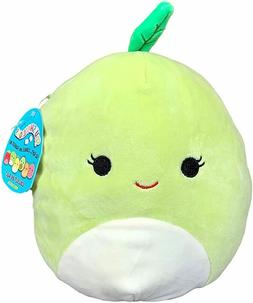 Squishmallow 8 Inch Ashley Apple Plush Toy, Super Pillow Sof