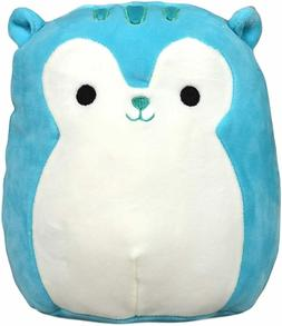 "Squishmallow 12""Santiago The Squirrel Stuffed Animal, Supe"