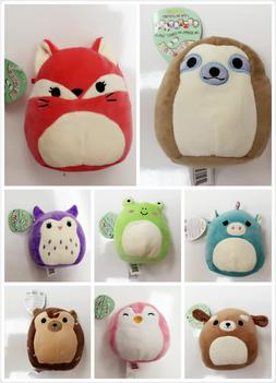 Squishmallow Kelly Toy 4 Pack 5 Inch Plush Super Soft Squish