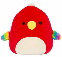 Squishmallow Paco The Parrot Soft Plush Stuffed Animals Doll