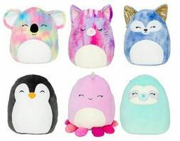 "Squishmallow Squishy 8"" Stuffed Animal Cute Soft Plush Pillo"