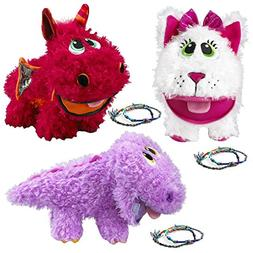 Stuffies Baby  Squishy Toys Plush Stuffed Animals with Frien