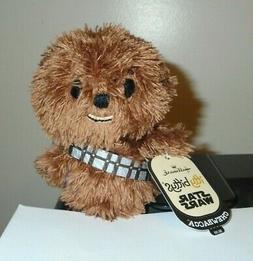 STAR WARS Chewbacca Hallmark itty bittys Plush Collectible M