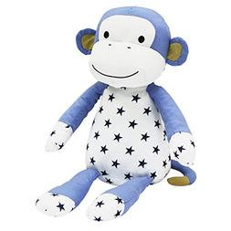 Stargazer Plush Monkey by The Peanut Shell