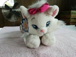 Disney Store Aristocrats Marie White Kitty Cat Plush Purse S