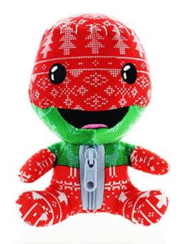 "Stubbins Little Big Planet Holiday Sackboy 6"" Plush"