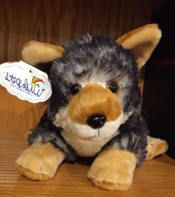 "Wishpets Stuffed Animal - Soft Plush Toy for Kids - 13"" Wolf"