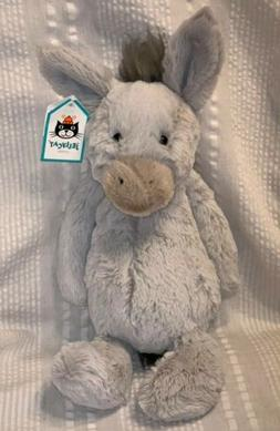 Infant Jellycat 'Bashful Donkey' Stuffed Animal