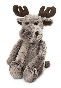 Infant Jellycat 'Woodland Babe Moose' Stuffed Animal