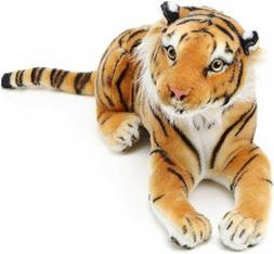Tiger Stuffed Animal Plush Realistic Toy 18 inches kids stuf