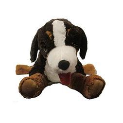Ikea Stuffed Animal Puppy Dog Brown Soft Toy