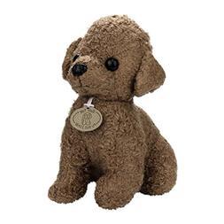 Stuffed Animal Puppy Dog , Kawaii Poodle Puppy Soft Cute Plu