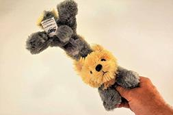 CurlyPetz Stuffed Animal Slap Bracelet Plush Toy - Patented