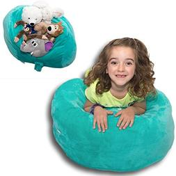 "Stuffed Animal Bean Bag Storage - ""SOFT 'n SNUGGLY"" Co"