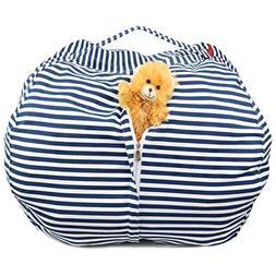 Stuffed Animal Storage Bean Bag Cover Plush Toys Creative Or