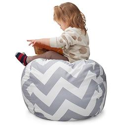 Smart Additions Bean Bag Chair - Bean Bag for Stuffed Animal