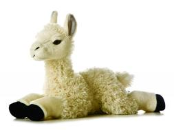 stuffed animal toy flopsie llama 12 inch