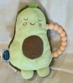 Mary Meyer Stuffed Animal Yummy Avocado Teething