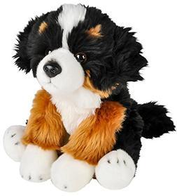"Wildlife Tree 12"" Stuffed Bernese Mountain Dog Puppy Plush F"
