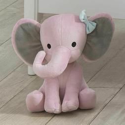 Stuffed Elephant Animal Plush Toy for Baby, Girls, Boys, New