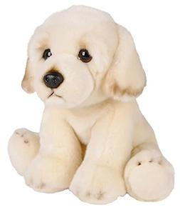 "Wildlife Tree 12"" Stuffed Golden Retriever Puppy Dog Plush F"