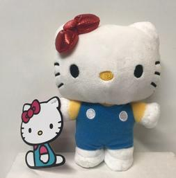 "Gund Stuffed Hello Kitty 6"" Classic Style, New With Tag"