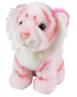 "Wildlife Tree 7"" Stuffed Pink Tiger Plush Floppy Animal Heir"