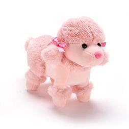 Stuffed Plush Poodle Dog Toys PuppyAnimal Dolls Buddy Pets