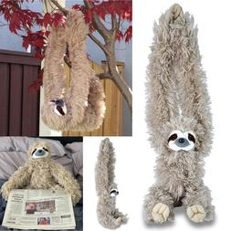 stuffed plush sloth soft toys for kids