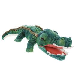 Alligator 24 in Dollibu Stuffed Plush Wild Animals Collection Teddy Bears
