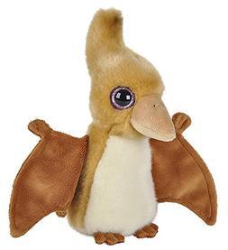 "Wildlife Tree 7"" Stuffed Pteranodon Plush Floppy Dinosaur An"