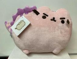 """Gund Stuffed Pusheen Cat 13"""" Cotton Candy Pusheenosaurus , N"""