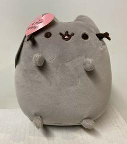 "Gund Stuffed Pusheen Cat 6"" Squisheen Sitting #6051252 , New"