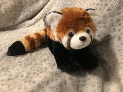 Wild Republic Stuffed Red Panda Plush NWT