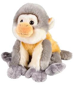 "Wildlife Tree 12"" Stuffed Wooly Monkey Plush Floppy Animal H"