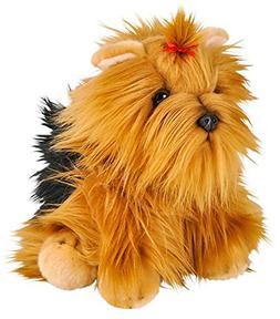 "Wildlife Tree 12"" Stuffed Yorkshire Terrier Dog Plush Floppy"