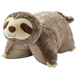 Pillow Pets Sunny Sloth Stuffed Animal Plush Toy