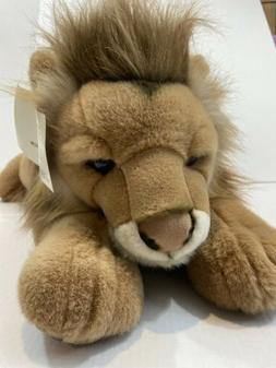 """Aurora Super Flopsie 28"""" Lion Plush Mush NEW w/ tags Rare"""