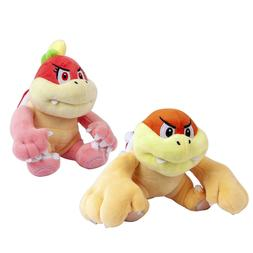 super mario bros boom boom stuffed animals