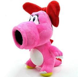 """Super Mario Bros Plush Birdo 8.3"""" / 21cm Doll Stuffed Animal"""