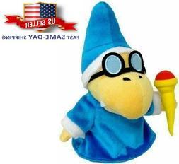 "Super Mario Magikoopa Kamek 7"" Plush Stuffed Soft Toy Animal"