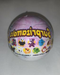 Surprizamals Series 6 Mystery Stuffed Animals Sealed Capsule